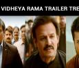 Ram Charan's Vinaya Vidheya Rama Trailer Trending At No 1!