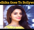 Vedhika Goes To Bollywood!