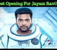 Best Opening For Jayam Ravi! Tamil News