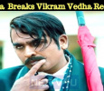 Vijay Sethupathi's Junga Collection Breaks Vikram Vedha Record! Tamil News