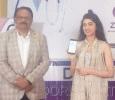 Actress Pranitha Subash Present For Launch Of ZevA App Kannada News