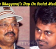 It's Bhagyaraj's Day On Social Media! Tamil News