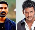 Dhanush Does A Number In Vishal Starrer Tamil News