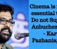 Karu Pazhaniappan Counters Anbuchezhian Supporters! Tamil News