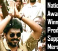 National Award Winner Supports Mersal! Tamil News