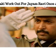 Will Khaki Work Out For Jayam Ravi Once Again? Tamil News