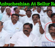 Minister Sellur Raju Creates A Controversy With Anbuchezhian!