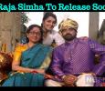 Raja Simha Releases After  A Long Delay! Kannada News