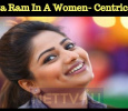 Rachita Ram In A Women- Centric Movie!