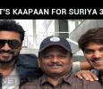 It's Kaapaan After Maatraan For Suriya –KV Anand!