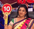 Roja To Be Out From The Show 'Jabardasth?