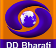 Hindi Channel DD Bharati Logo