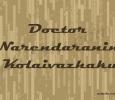 Doctor Narendaranin kolaivazhaku
