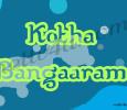 Kotha Bangaaram