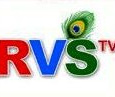 Telugu Channel RVS TV Logo