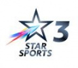 English Channel STAR SPORTS 3 Logo