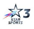 English Channel STAR SPORTS 3 Logo