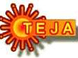 Telugu Channel TEJA TV Logo