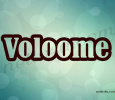 Voloome