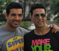 Akshay Grabbed Ruston From John Abraham! Hindi News
