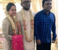 Benny Dayal's Dazzling Wedding Reception! Tamil News