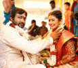 Bobby Simha And Reshmi Menon Got Married In Tirupati (Tamil) Tamil News