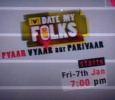Date My Folks Hindi outtakes on Channel V
