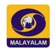 Malayalam Channel DD Malayalam Logo
