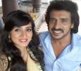 Harshika Poonacha In Uppi's Movie!