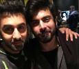 Indo-Pakistan Selfie From Ae Dil Hai Mushkil!