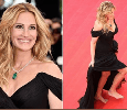 Julia Roberts Go Bare Foot In Cannes Festival English News