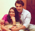 Karan Singh Grover Poses With Bipasha's Mother!