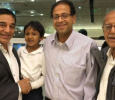 Kamal Enjoyed His Day At San Jose With His Brother And Family! Tamil News