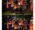 Kanika D Kovelamudi's Surprise Costume Party For The Size Zero Team Telugu News