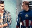 MakeAWish Kids Meet Captain America And Varun Dhawan Hindi News