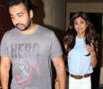 Oh No! Shilpa Shetty And Raj Kundra Parted? Hindi News