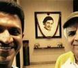 Puneeth's Rajakumara Shooting At His Sadashivanagar Home! Kannada News