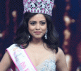 Priyadarshini Chatterjee Garners The Coveted Title Of Miss India 2016