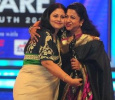 Radhika Receives Best Supporting Actress Award After Lifetime Achievement Award! Tamil News