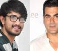 Raj Tarun To Lock Horns With Arbaaz Khan! Telugu News
