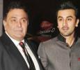 Rishi Kapoor Speaks About His Son Ranbir!