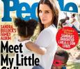 Sandra Bullock Adopts A Daughter! English News