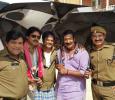 Sardar Gabbar Singh To Shoot In The Bhoot Bungalow Set! Telugu News