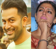 Shobana Openly Stated That He Could Not Act With Prithviraj! Malayalam News