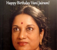 Singer Vani Jairam Celebrates Her 70th Birthday Today! Tamil News