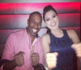 Urvashi Had A Party Time With Dwayne Bravo! Kannada News