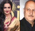 Why Did Anupam Kher Criticize Rekha?