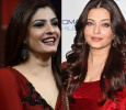 When Raveena Thrashed The Critics For Aishwarya Rai…
