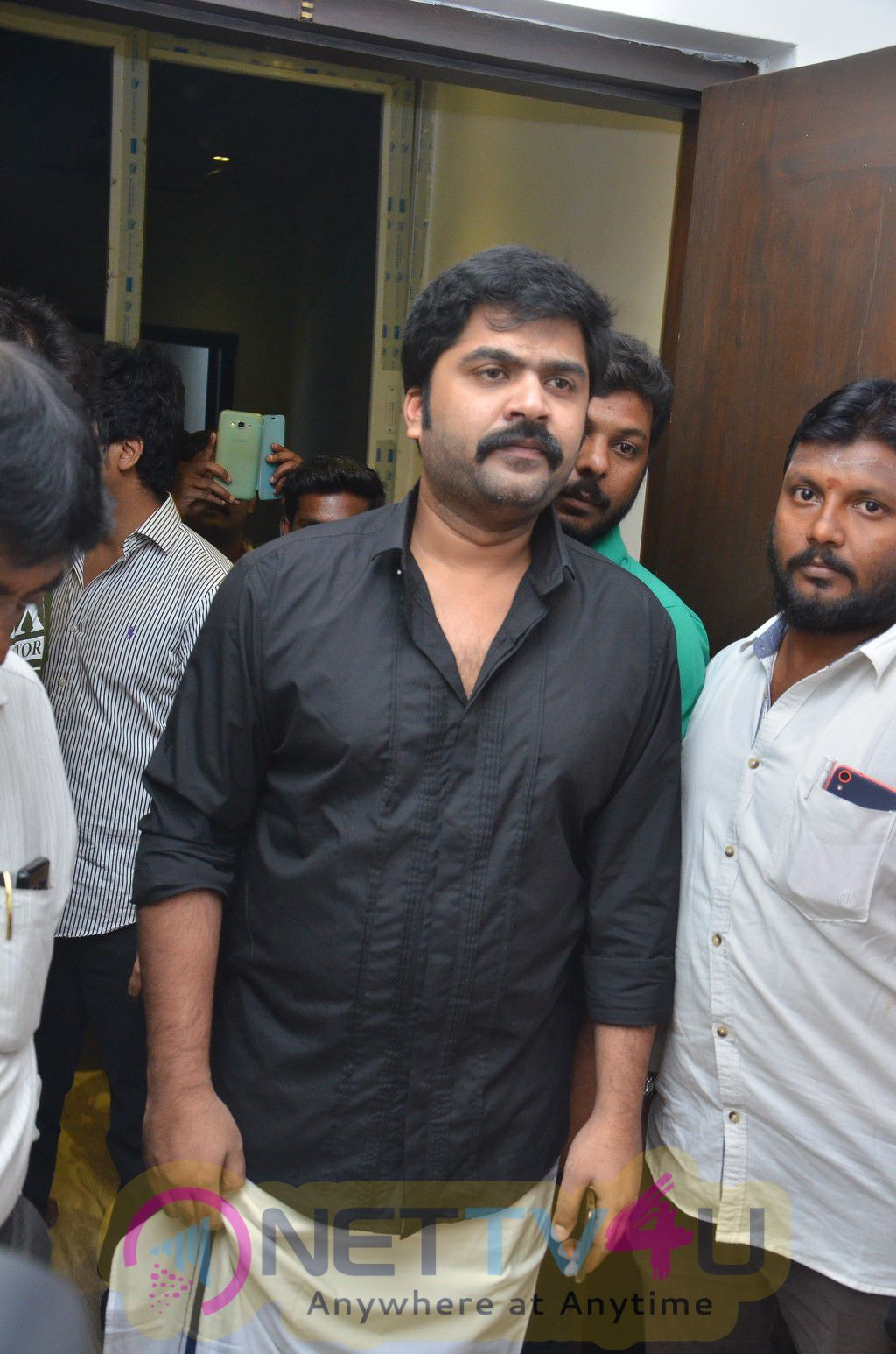 Actor Simbu Press Meet On Jallikattu Issue
