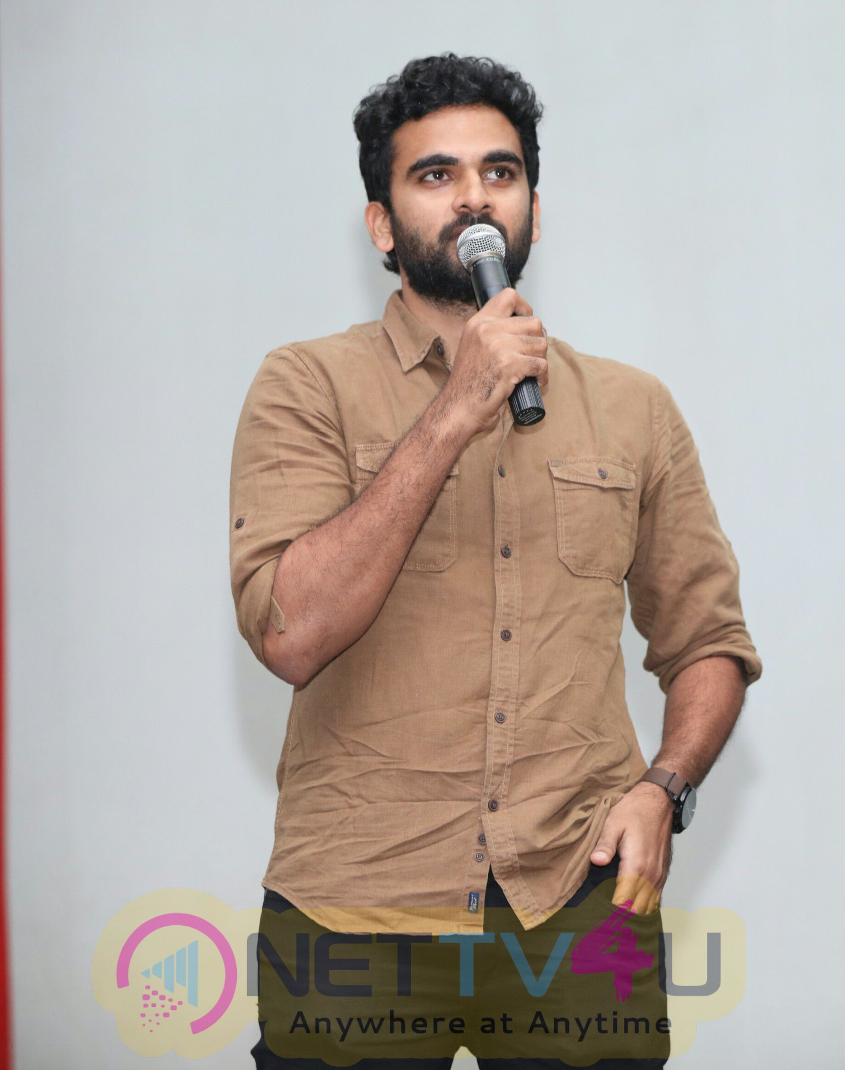 Sila Samayangalil Movie Team At 14th Chennai International Film Festival Event Stills